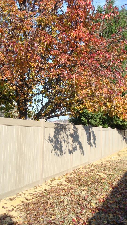 fencing hampton