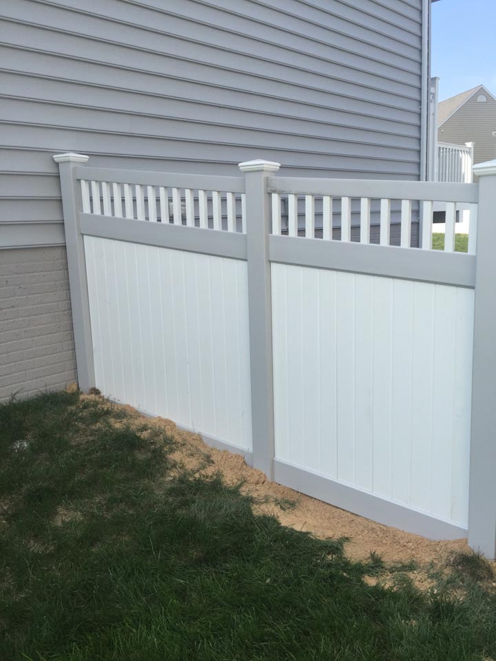 nice fencing chesapeake va