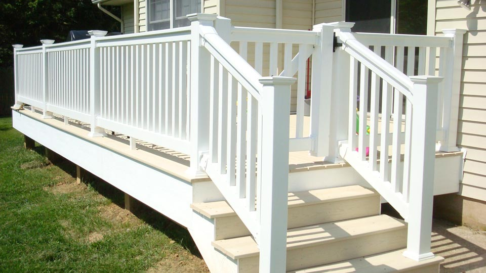 deck railings newport news
