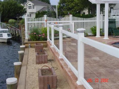 deck railings hampton