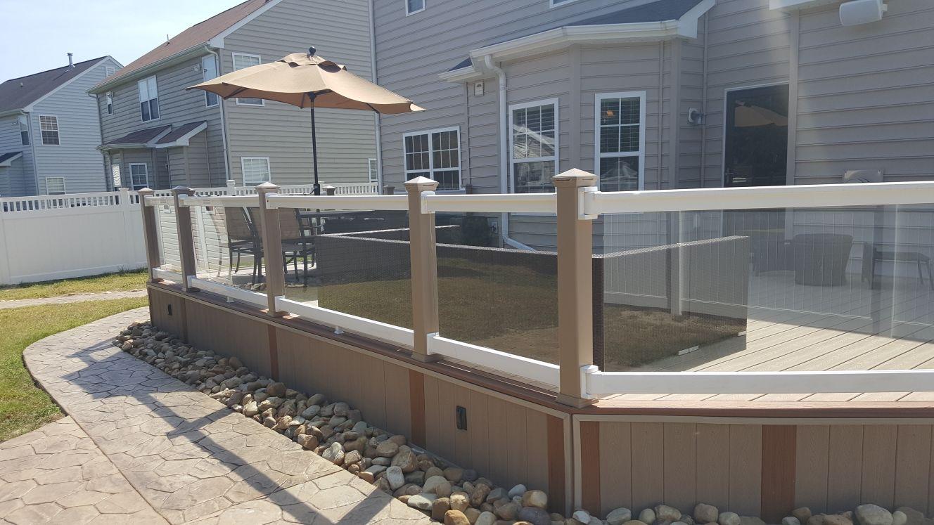 deck railings hampton roads