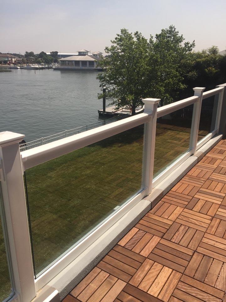 deck railings virginia beach
