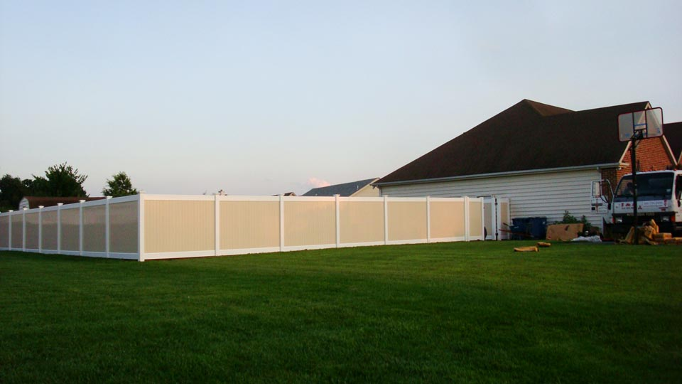 new fence chesapeake va