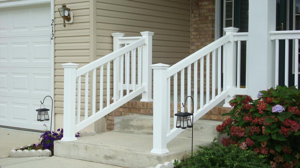 step railings york county va