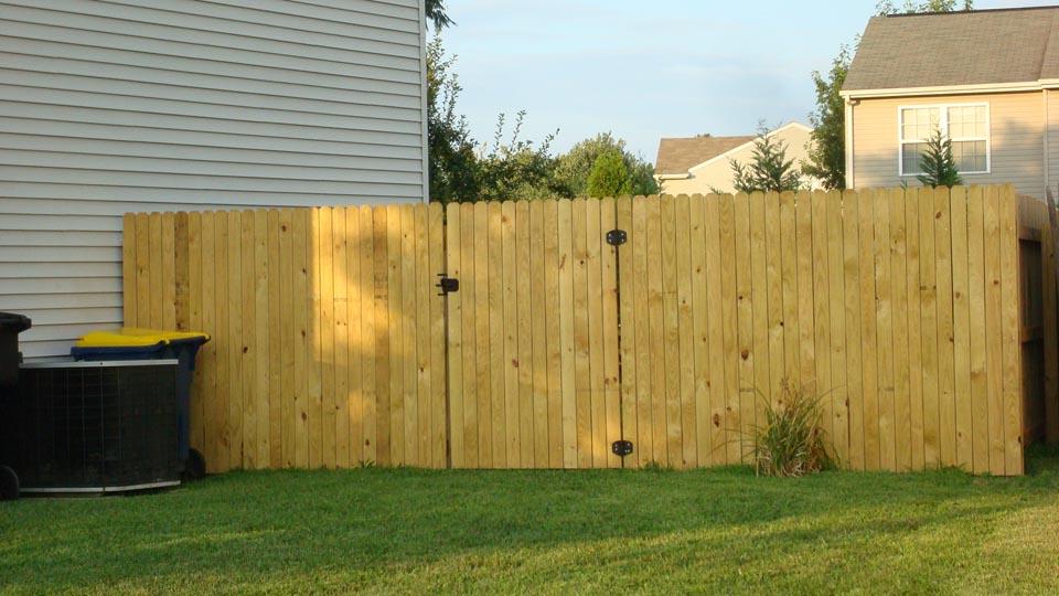 wooden fencing company hampton