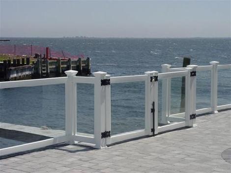 deck railings yorktown va