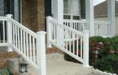 porch railings hampton