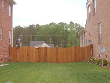 wood fencing chesapeake va