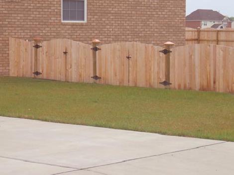 wood fencing hampton roads